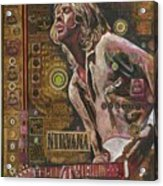 Cobain Acrylic Print