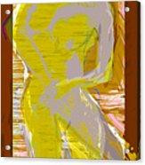 Cobalt Acrylic Print
