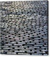 Cobblestone Journey Acrylic Print