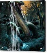 Cobra Falls Acrylic Print
