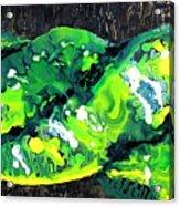 Cobra Verde Acrylic Print