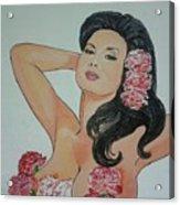 Coca Sarli Acrylic Print