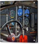 Cockpit Acrylic Print