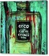Coco Potion Acrylic Print