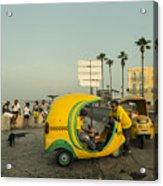 Coco Taxi's  Acrylic Print
