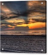 Cocoa Beach-2 Acrylic Print