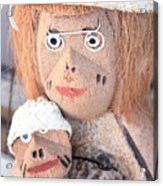 Coconut Family Acrylic Print