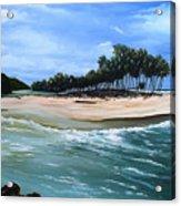Cocos Bay Trinidad Acrylic Print