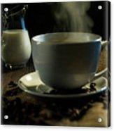Coffee And Cream Acrylic Print