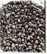 Coffee Beans From Brazil  Acrylic Print