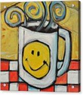 Coffee Cup One Acrylic Print