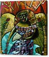 Coffee Goddess Acrylic Print