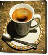 Coffee - Id 16217-152032-0430 Acrylic Print