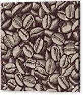 Coffee In Grain Acrylic Print