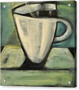 Coffee. Table. 2 Acrylic Print