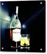 Cognac Camus Acrylic Print