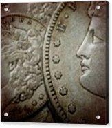 Coin Collector I Acrylic Print