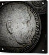 Coin Collector V Acrylic Print