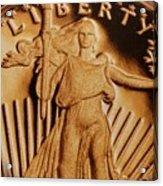 Coin Collector Viii Acrylic Print