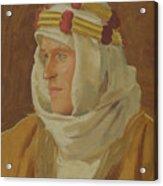 Lawrence Of Arabia - Col. Thomas Edward Lawrence Acrylic Print