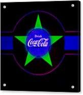 Cola N Lime II Acrylic Print