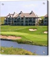 Colbert Hills Golf Course Acrylic Print