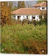Colchagua Valley Villa  Acrylic Print