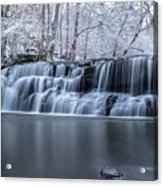 Cold Day Acrylic Print