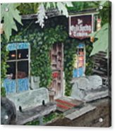Cold Spring Tavern Acrylic Print