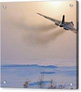Cold War Warrior Acrylic Print