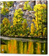 Cold Water Creek Acrylic Print