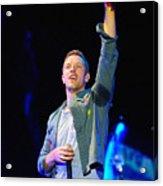 Coldplay8 Acrylic Print