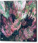 Coleus Extrusion Acrylic Print