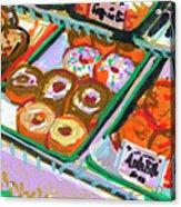 Coligny Donuts Acrylic Print