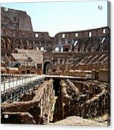 Coliseum 2 Acrylic Print