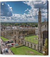 College Of Kings Acrylic Print