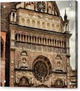 Colleoni Chapel Acrylic Print