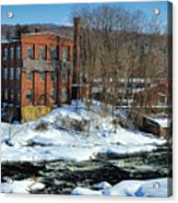 Collins Axe Factory 5 Acrylic Print