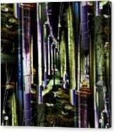 Collonade Park Acrylic Print