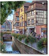 Colmar France Acrylic Print