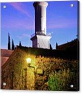 Colonia Lighthouse Acrylic Print