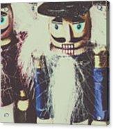 Colonial Toys Acrylic Print