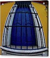 Colonial Window Acrylic Print