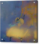 Color Abstraction Lxviii Acrylic Print