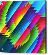Color Blast Acrylic Print