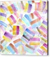 Color Burst 2 Acrylic Print