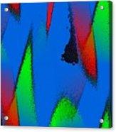 Color Collaboration Acrylic Print