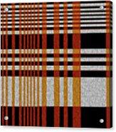 Color Grid Acrylic Print