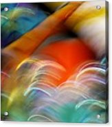 Color Hop Acrylic Print