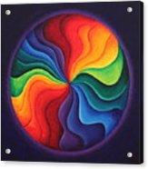Color Joy Acrylic Print